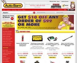Auto Barn discount