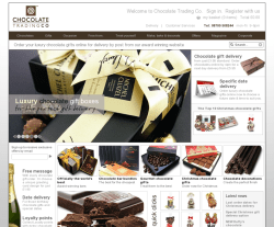 Chocolate Trading Co coupon