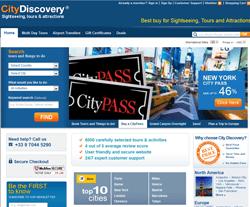 City Discovery promo code