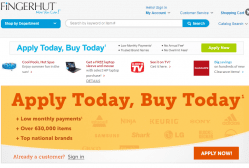 FingerHut coupon