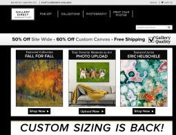 Gallerydirect.com coupon code