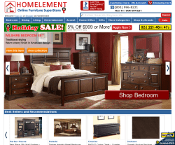 Homelement Furniture discount