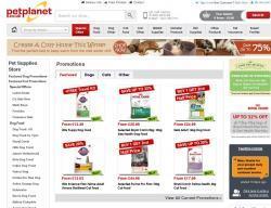 Petplanet.co.uk promo code