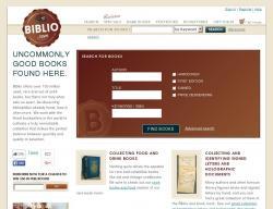 Biblio.com coupon code