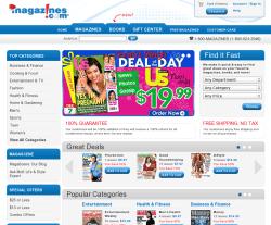 Magazines.com promo code