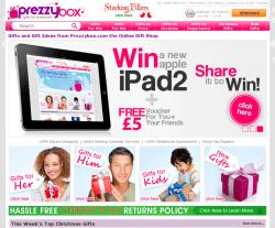 Prezzybox.com coupon