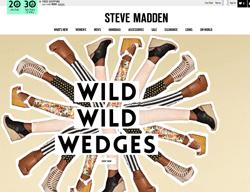 Steve Madden promo code