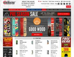 The House Boardshop discount