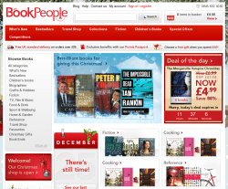 The Book People Ltd discount code